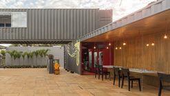 Restaurante Container  / MEIUS Arquitetura + Bernardo Horta Arquiteto  + Zargos Arquitetos
