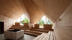 Sauna Jordanbad  / Jeschke Architektur&Planung