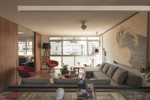 Apartamento Urimonduba / Candida Tabet Arquitetura