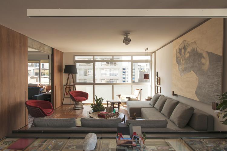 Apartamento Urimonduba / Candida Tabet Arquitetura, © Rômulo Fialdini