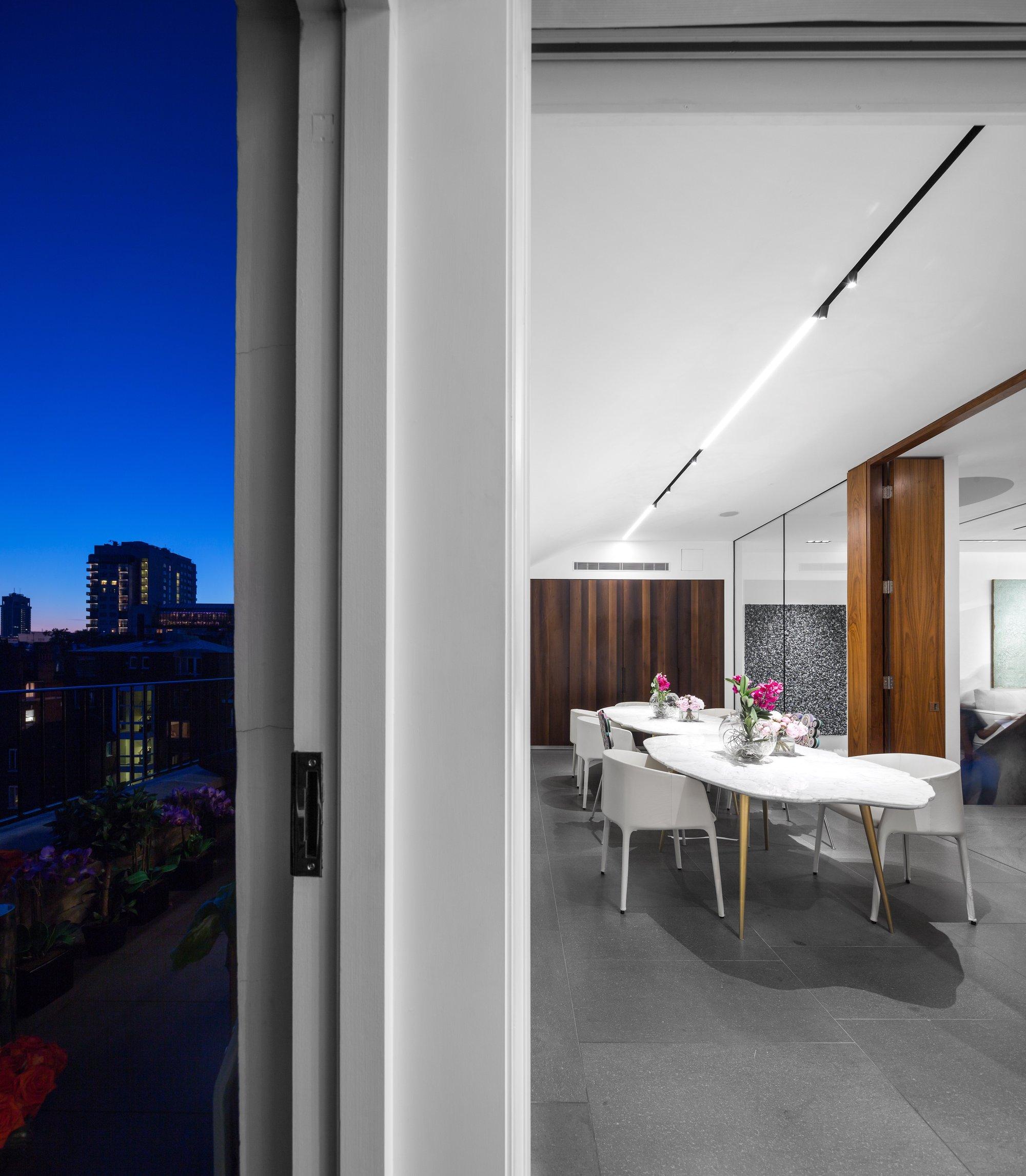 Galeria de london ii fernanda marques arquitetos - Maison contemporaine exotique fernanda marques ...