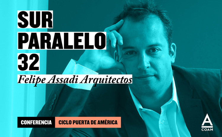 SUR PARALELO 32 / Felipe Assadi en Madrid