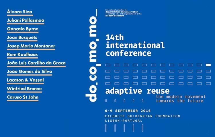 Começa hoje a 14.ª Conferência Internacional Docomomo em Lisboa