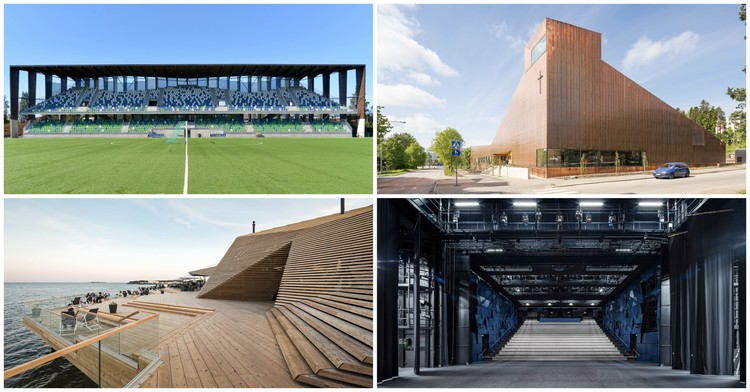 4 Projects Named as Finalists for the 2016 Finlandia Prize