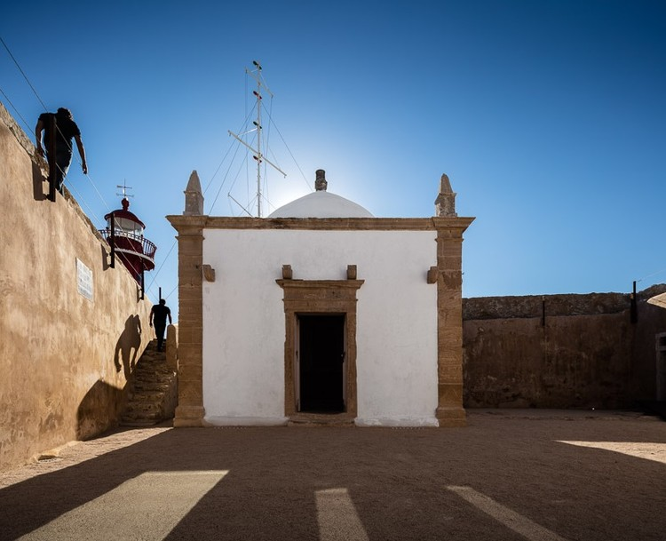 Forte Santa Catarina / RVdM Arquitecto, © Fernando Guerra | FG+SG