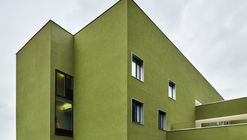 Home for Dependent Elderly People and Nursing Home / Dominique Coulon & associe?s