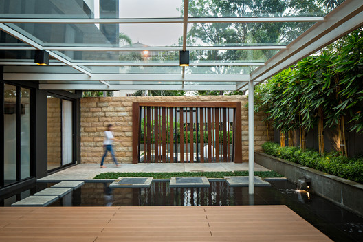 Casa S+I / DP+HS Architects