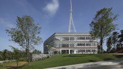 Nanotechnology Center of Excellence  / Arch International