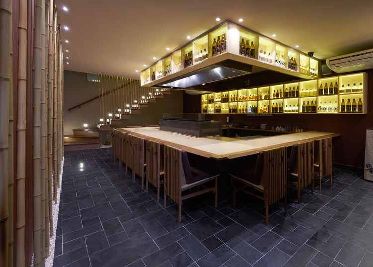 Izakaya Yorimichi / Albert Sugai | Arquitetura e Design, © Fabio Okamoto