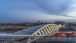 The High-Tech Park Bridge / Bar Orian Architects