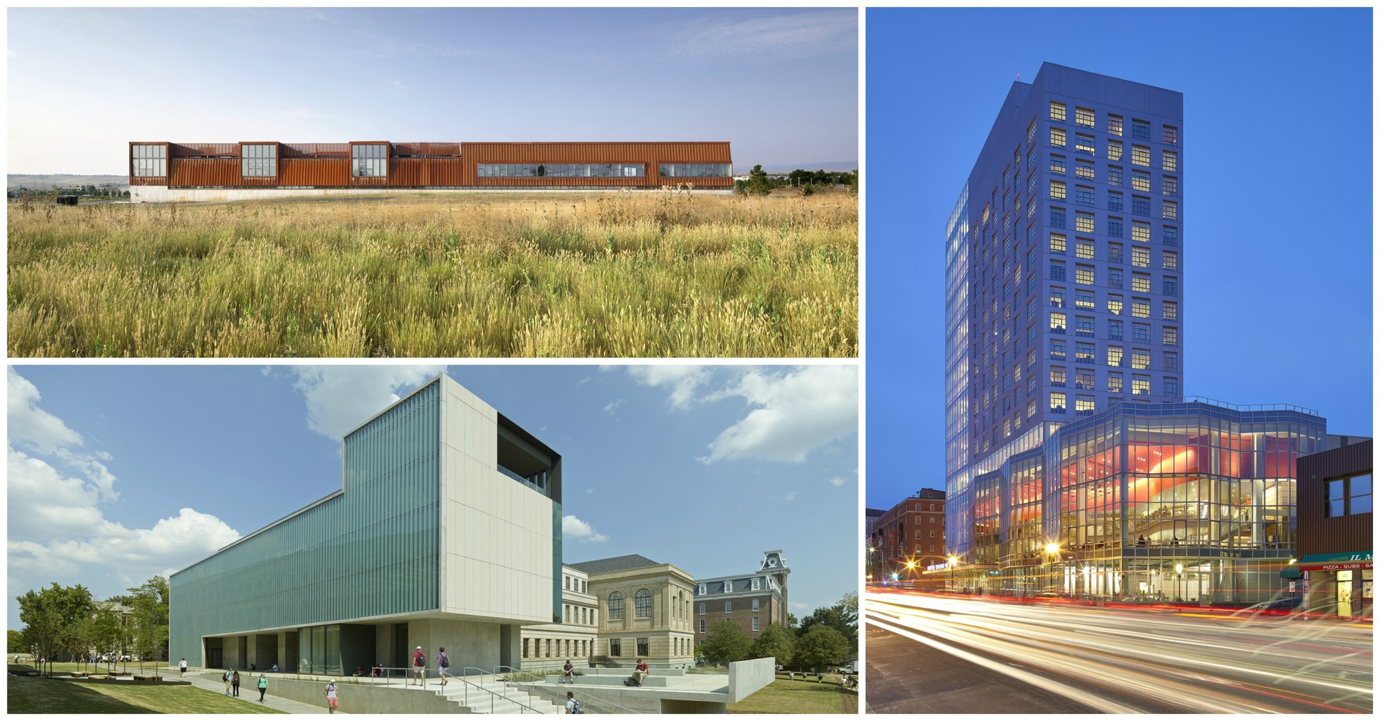 Architect Magazine Names The Top 50 Architecture Firms In The US For 2016,  Images ©