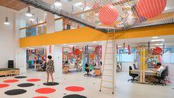Co-working utopic_US Conde de Casal / Izaskun Chinchilla Architects