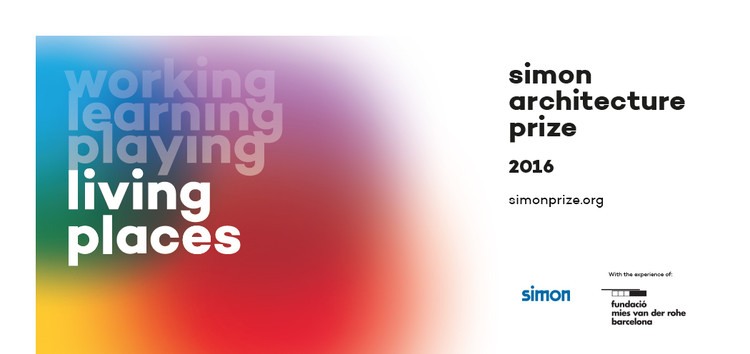 Call for entries: SIMON architecture awards, Living Places, Simon Architecture Prize: Living Places