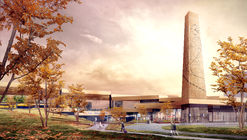Mecanoo is Helping Commuters Find their Way With Vibrant Plans for Ede Wageningen Train Station