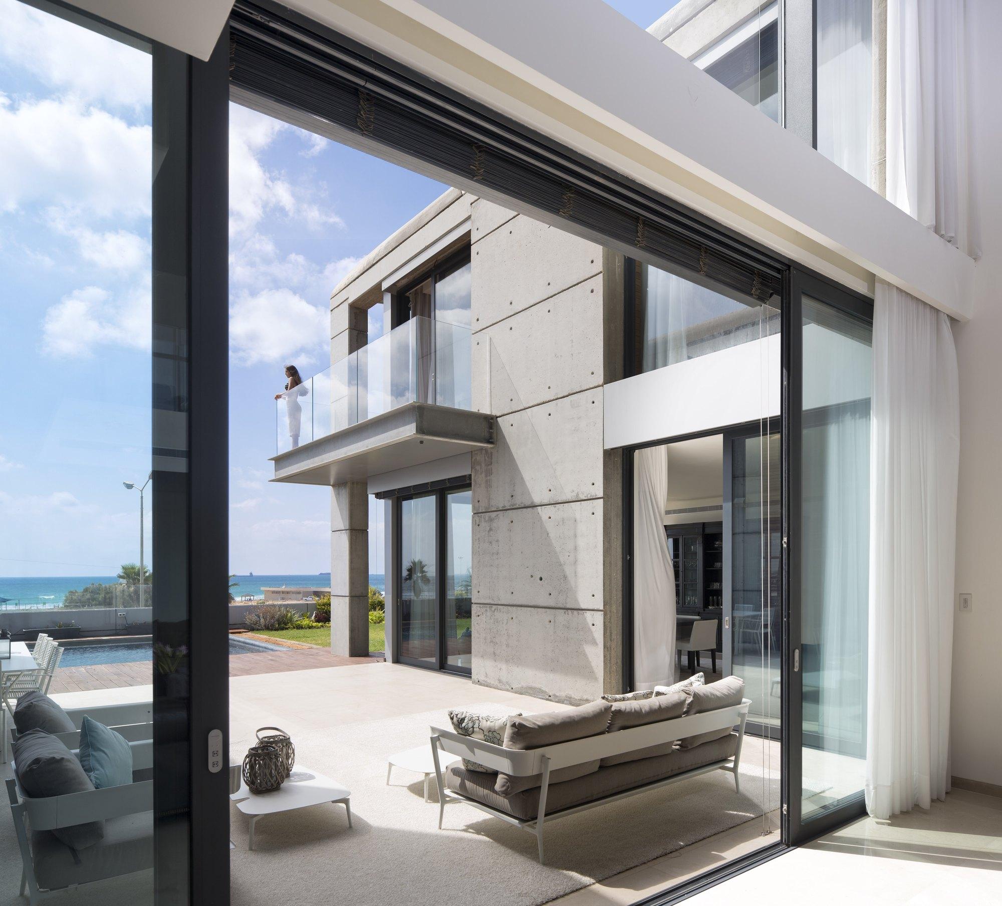 Casa frente al mar / Nava Yavetz Architects