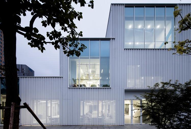 Incubadora de Innovación CaoHeJing / Schmidt Hammer Lassen Architects, © Peter Dixie