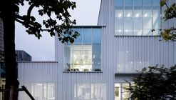 CaoHeJing Innovation Incubator / Schmidt Hammer Lassen Architects