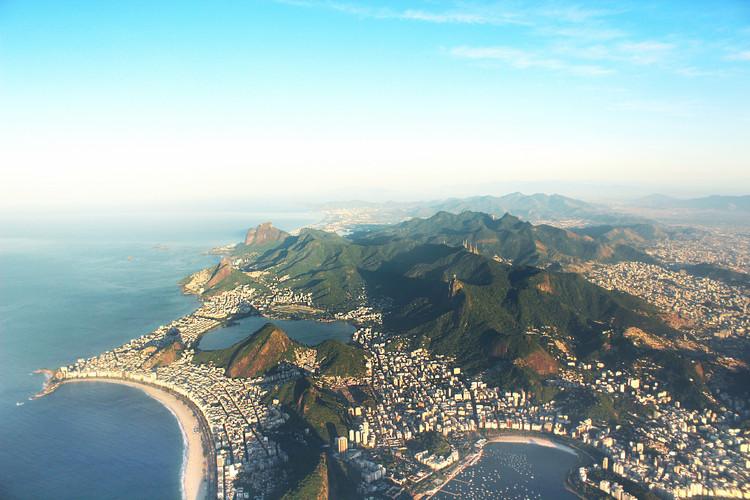 Dez projetos utópicos para o Rio de Janeiro, Rio de Janeiro. Image © Gustavo Girard, via Flickr. Licença CC BY-NC 2.0