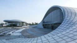 Kunshan Electronic and Bicycle Pavilion  / SIADR
