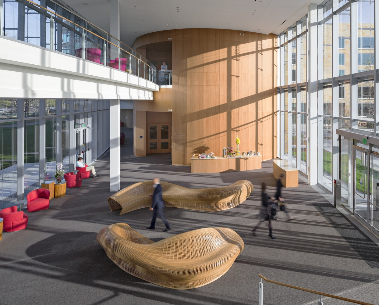 12 Projects Announced As Winners Of 2016 AIA Education Facility Design  Awards,Award Of Merit