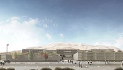 Conoce el proyecto ganador del concurso The Antofagasta British School en Chile