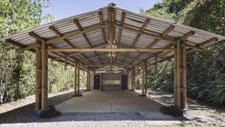 Dr. Luis Fournier Biological Reserve Welcoming Center / Fournier_Rojas Arquitectos