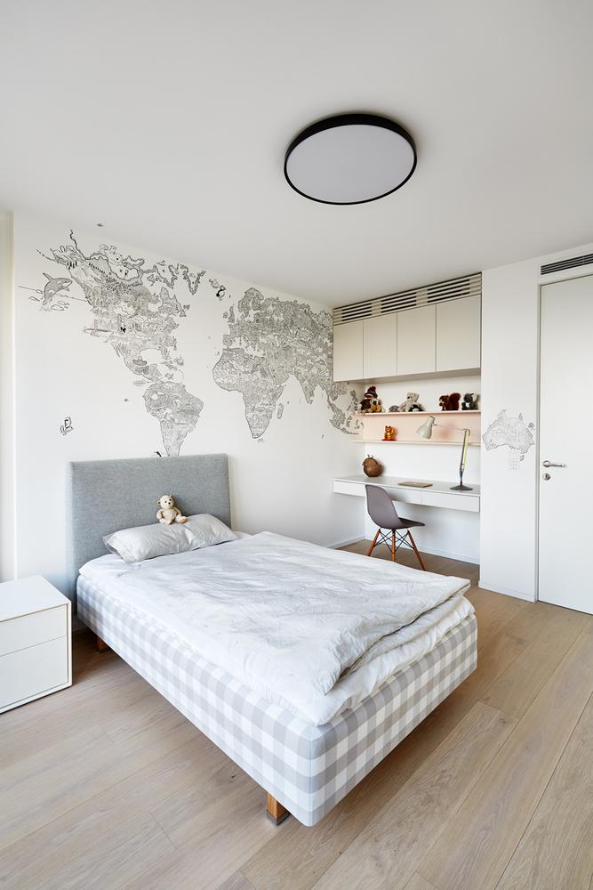 Gallery Of Triplex Apartment In Prague Lenka Mkov Markta
