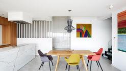 Triplex Apartment in Prague / Lenka Míková & Markéta Bromová