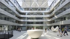 Institute of Mathematics - University of Karlsruhe / Ingenhoven Architects