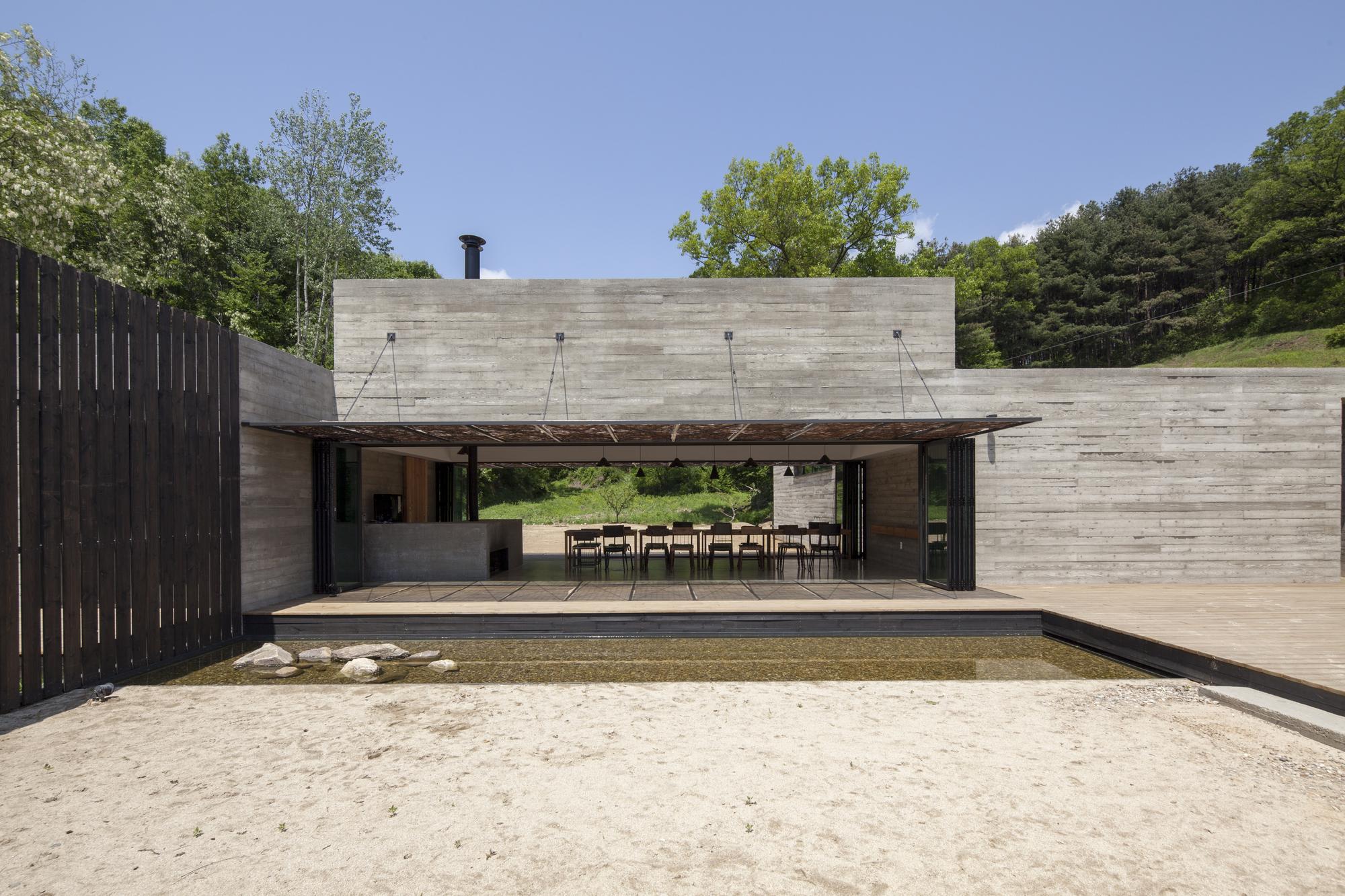 Retiro de Cura na Coreia do Sul / Archihood WXY