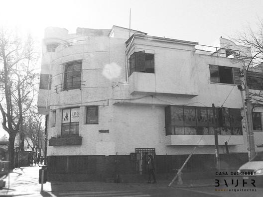 Casa Dagorret, la última casa que se suma al legado arquitectónico de Kulczewski en Santiago