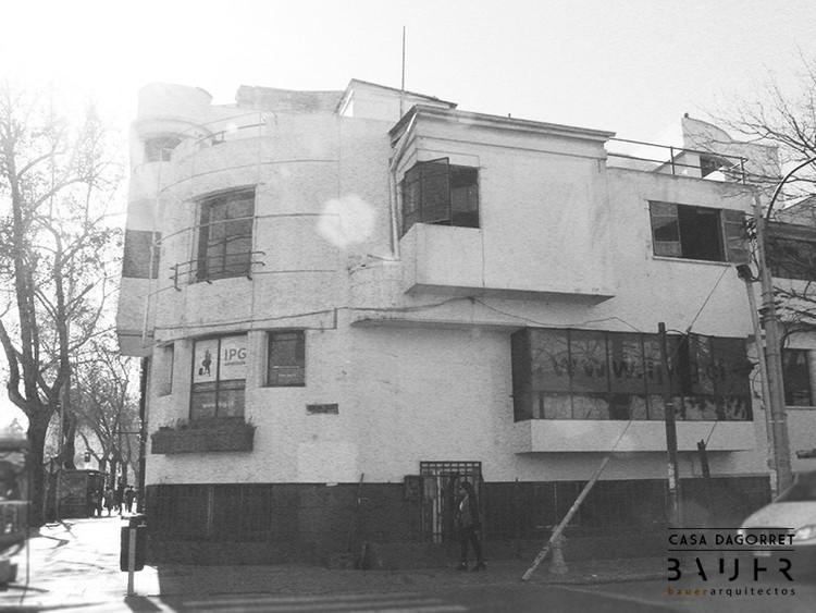 Casa Dagorret, la última casa que se suma al legado arquitectónico de Kulczewski en Santiago, Casa Dagorret. Image Cortesía de Bauer Arquitectos