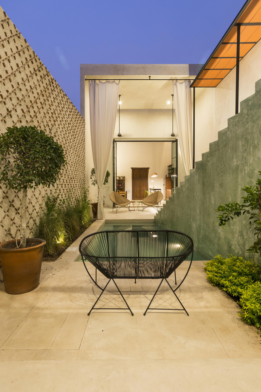 Casa del limonero taller estilo arquitectura - Arquitectos en merida ...