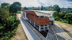 National School for the Coffee Quality / Julián Larrotta + Carlos Andrés Montaño