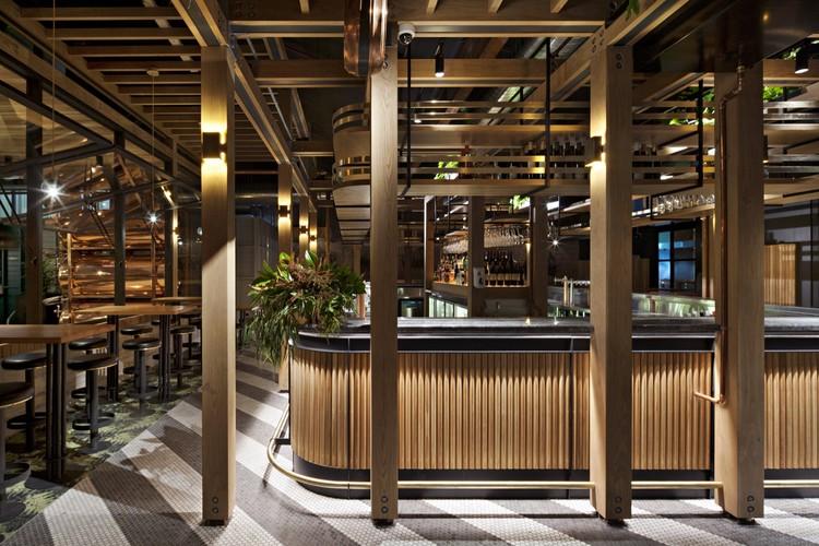 Garden State Hotel Techne Architecture Interior Design