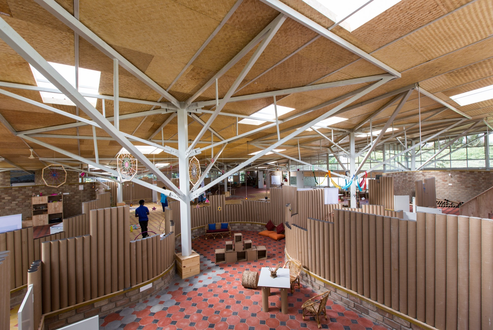 Gallery of the atelier biome environmental solutions 1 for Education design architects bangalore
