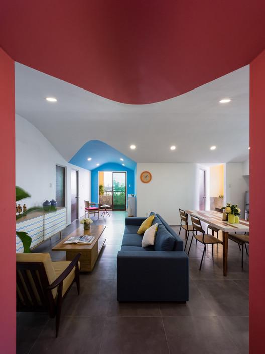 Home / AD+studio, © Quang Dam