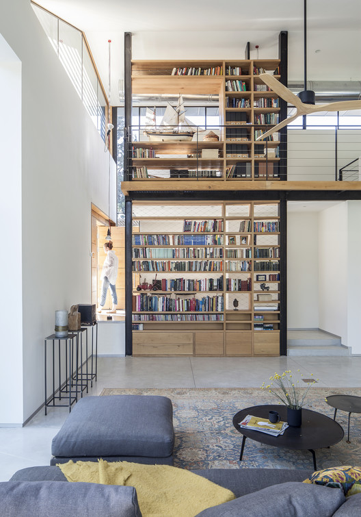CY Residence / Kedem Shinar Design & Architecture, ©  Amit Geron