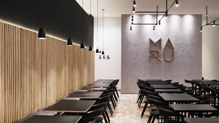 Maru Asian Cuisine  / SOLO Arquitetos, © Jones Monteiro
