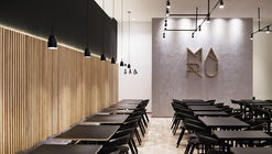 Maru Asian Cuisine  / SOLO Arquitetos