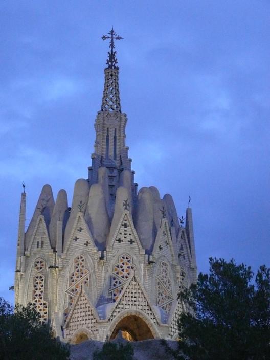 Conoce la joya modernista escondida de Josep María Jujol, discípulo de Gaudí, © Flickr User: [Calafellvalo], bajo licencia CC BY-SA 2.0