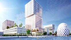 MVRDV Wins Competition to Masterplan New Innovation Port in Hamburg