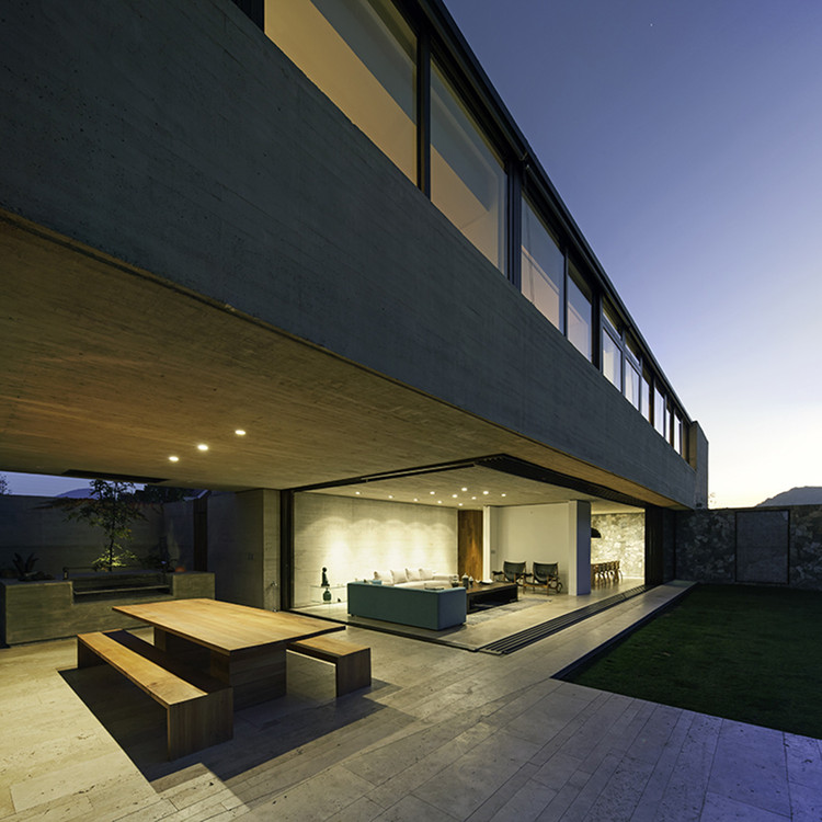 Casa SH / 01ARQ © Aryeh Kornfeld