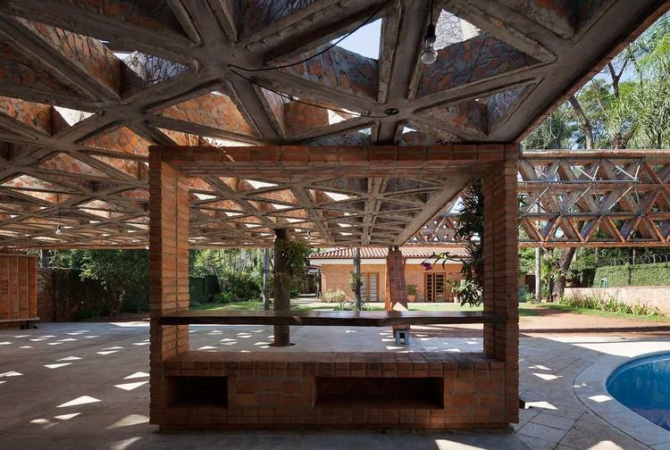 Quincho Tía Coral / Gabinete de Arquitectura © Federico Cairoli