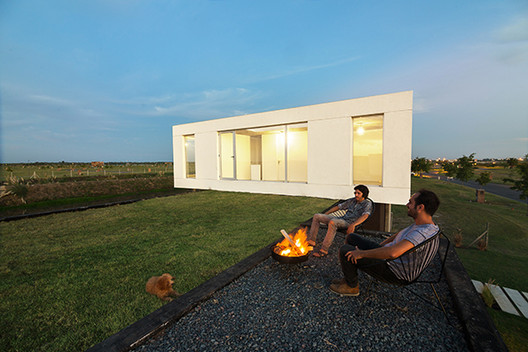 Casa CG342 / BAM! arquitectura © Jeremías Thomas
