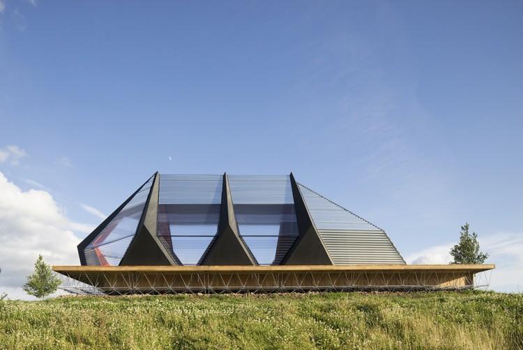 Pavilhão Kapkar.SF-P7S / Studio Frank Havermans, © René de Wit