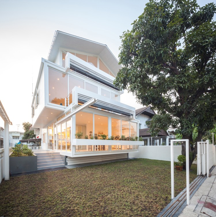 O-ART-IM House / SOOK Architects, © Spaceshift Studio
