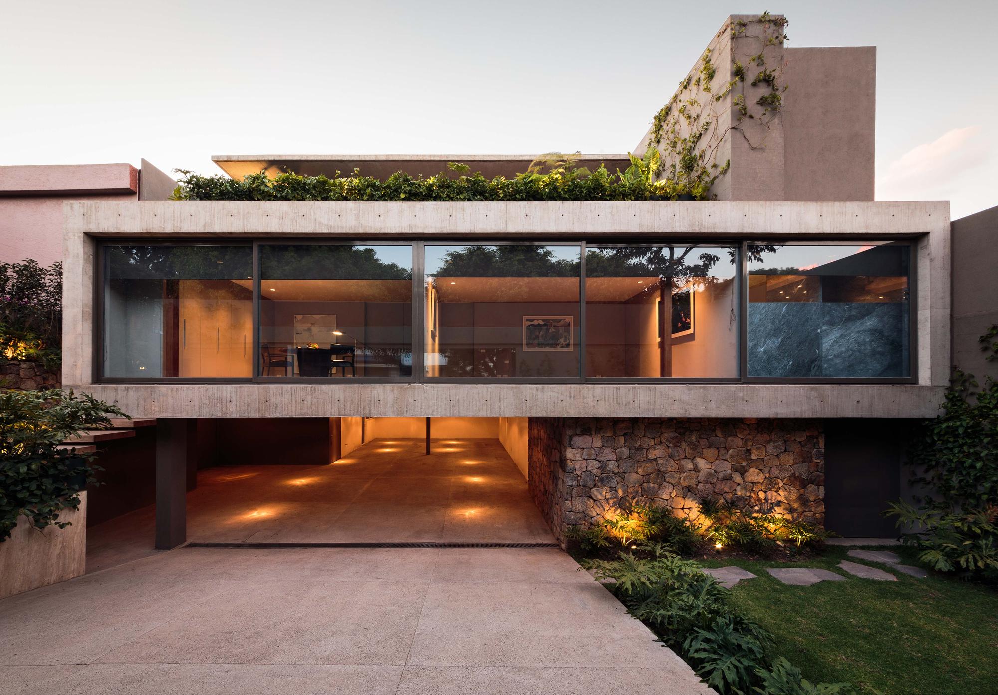 Galeria de casa ca caso jjrr arquitectura 1 - Casas de campo restauradas ...