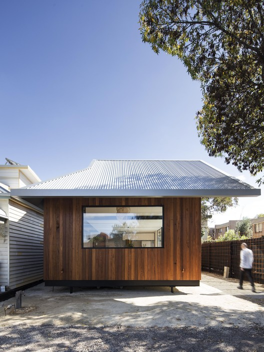Seddon House / OSK Architects, © Ben Hosking
