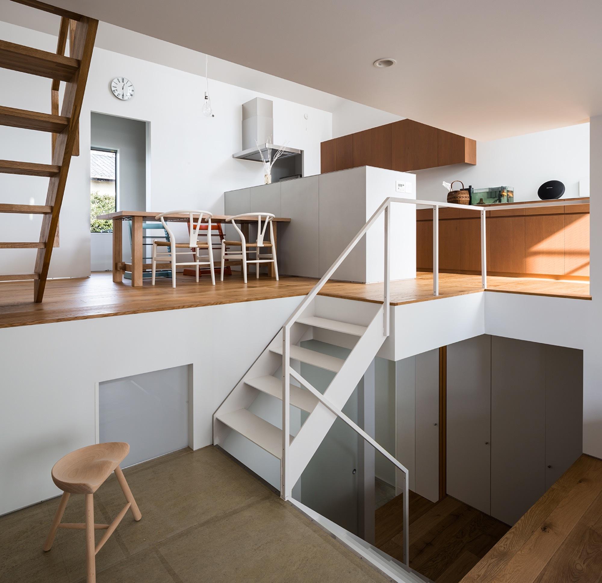 Gap house store muu design studio archdaily for Design abitazioni